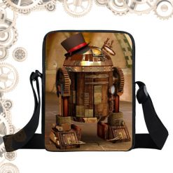 Sac steampunk R2D2