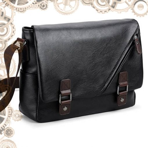 Sac steampunk homme quart