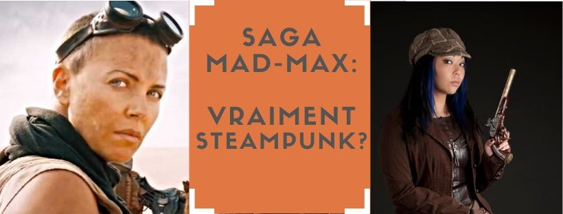 Saga mad max steampunk